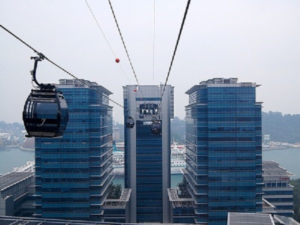 Singapore Cable Car System